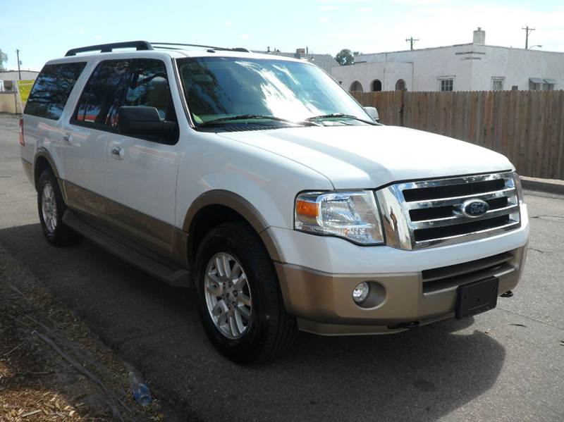 2013 Ford Expedition EL EL XLT 4X4 LEATHER  - Colorado Springs CO