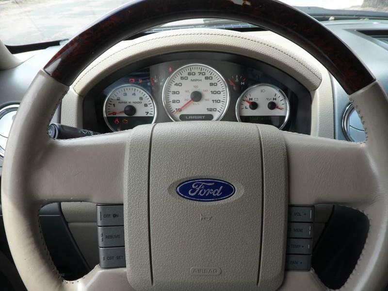 2004 Ford F-150 SUPERCREW 4x4 Lariat - Colorado Springs CO