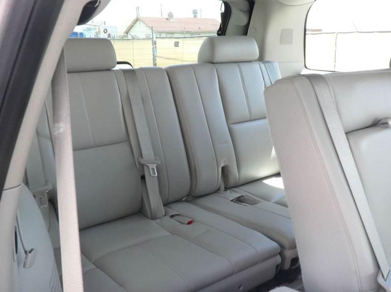 2012 Chevrolet Tahoe LT 4x4 DVD 3RD SEAT MOONROOF  - Colorado Springs CO