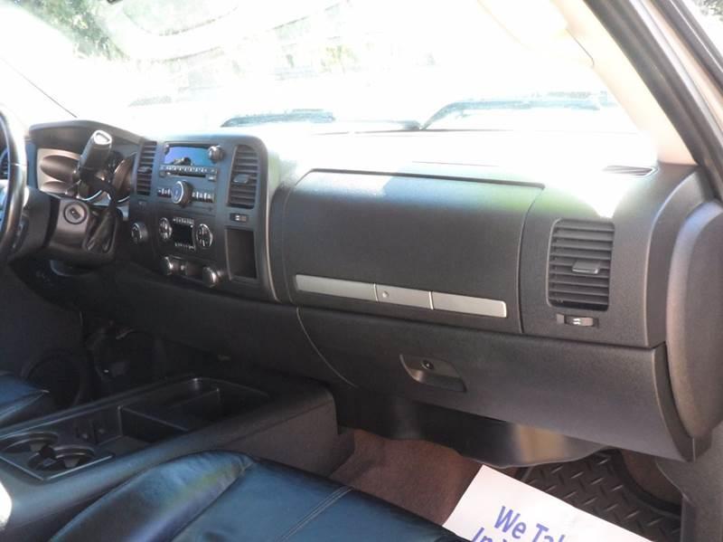 2008 Chevrolet Silverado 2500HD 2500HD Diesel 4x4 Crew Flatbed - Colorado Springs CO