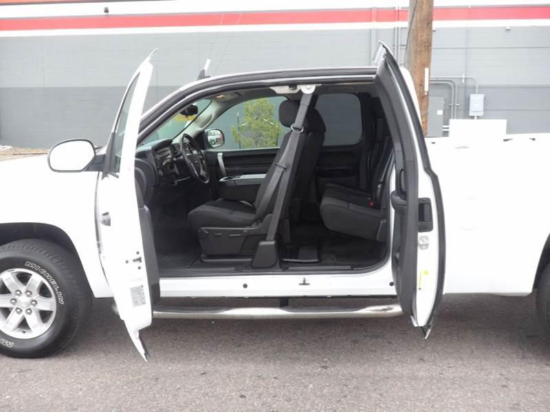 2013 GMC Sierra 1500 4x4 SLE 4dr Extended Cab 6.5 ft. SB - Colorado Springs CO