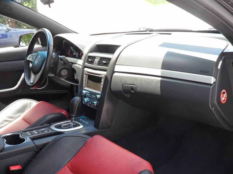 2009 Pontiac G8 GT 4dr Sedan - Colorado Springs CO