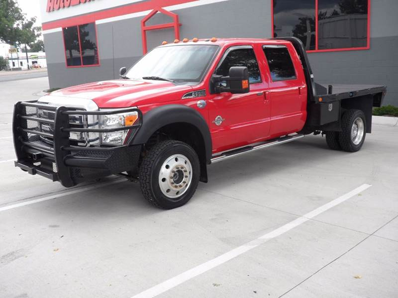 2013 Ford F-550 Lariat Loaded F550 Diesel - Colorado Springs CO