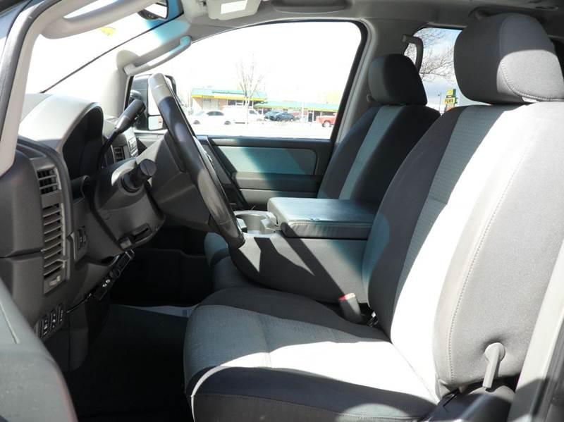 2005 Nissan Titan 4dr Crew Cab XE 4WD SB - Colorado Springs CO