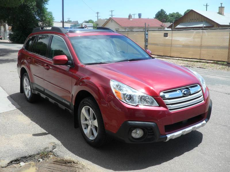 2013 Subaru Outback 1-OWNER 2.5i Limited AWD  - Colorado Springs CO