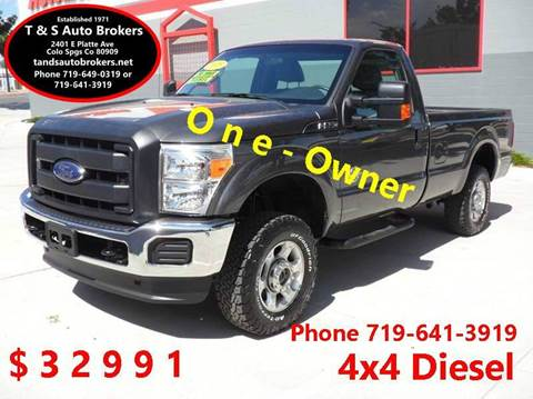 2015 Ford F-250 Super Duty for sale in Colorado Springs, CO
