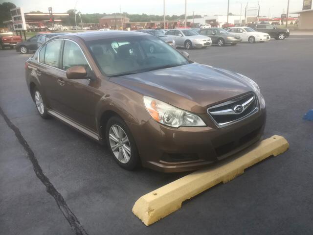 2011 Subaru Legacy 2.5i Premium AWD 4dr Sedan CVT - Cape Girardeau MO