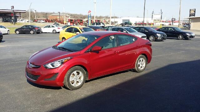 2015 Hyundai Elantra  - Cape Girardeau MO