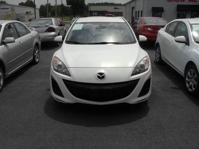 2010 Mazda MAZDA3 i SV 4dr Sedan - Cape Girardeau MO