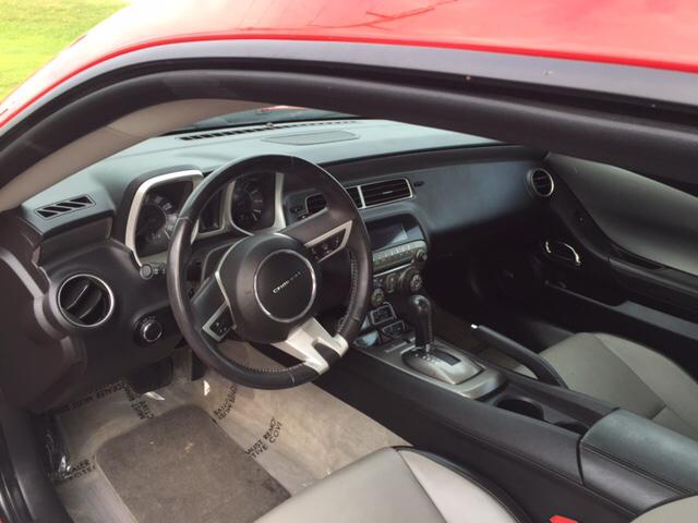 2010 Chevrolet Camaro LT 2dr Coupe w/2LT - Cape Girardeau MO