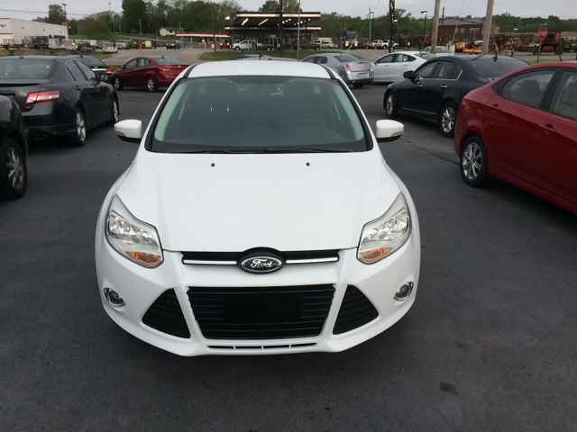 2012 Ford Focus SEL 4dr Hatchback - Cape Girardeau MO