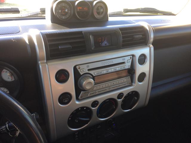 2007 Toyota FJ Cruiser 4dr SUV 4WD (4L V6 5A) - Cape Girardeau MO