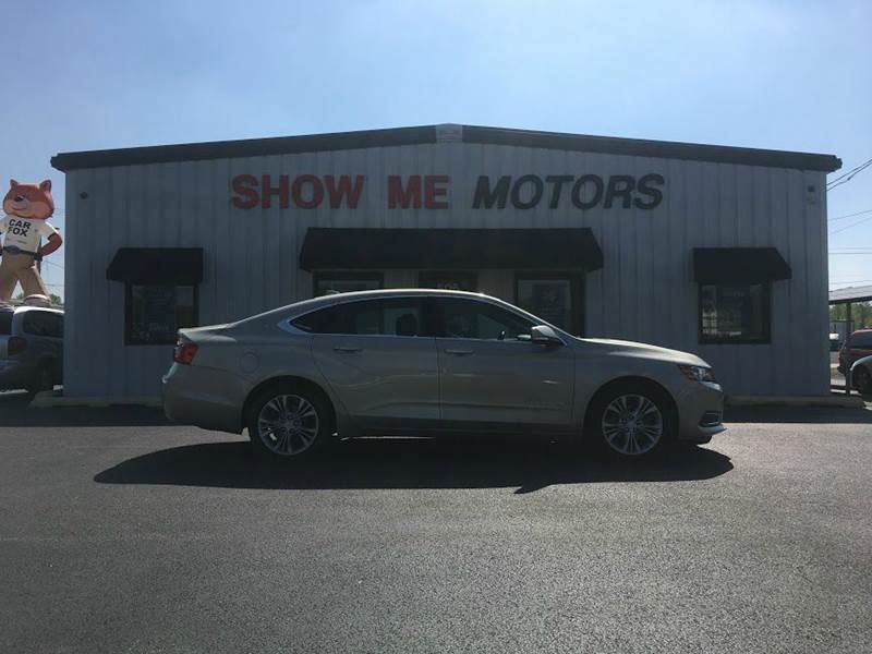 2014 Chevrolet Impala LT 4dr Sedan w/2LT - Cape Girardeau MO