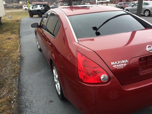 2006 Nissan Maxima 3.5 SE 4dr Sedan w/Automatic - Cape Girardeau MO