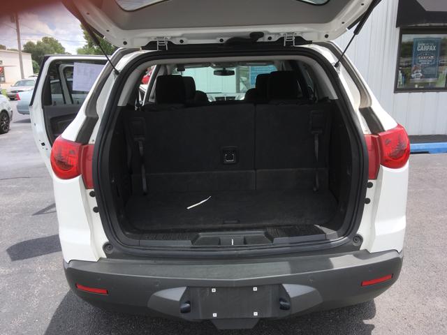 2012 Chevrolet Traverse LT 4dr SUV w/ 1LT - Cape Girardeau MO