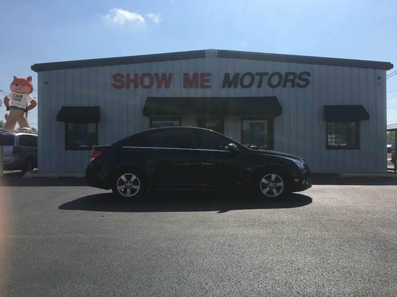 2011 Chevrolet Cruze LT 4dr Sedan w/1LT - Cape Girardeau MO