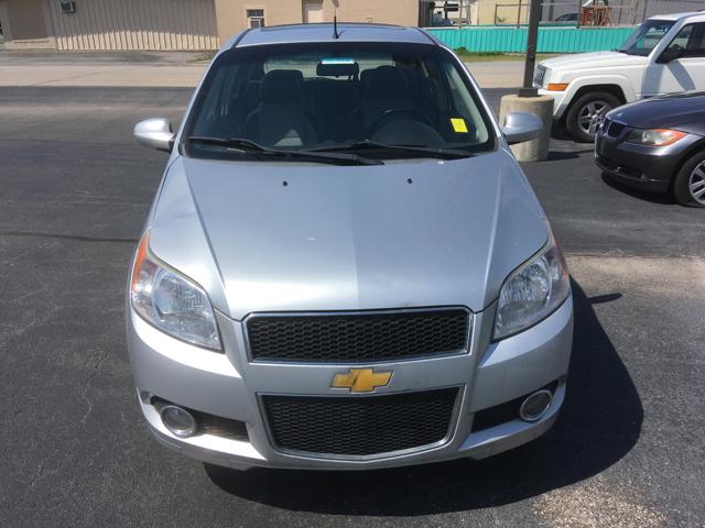 2011 Chevrolet Aveo Aveo5 LT 4dr Hatchback w/2LT - Cape Girardeau MO