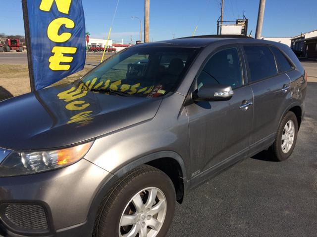 2011 Kia Sorento AWD LX 4dr SUV - Cape Girardeau MO