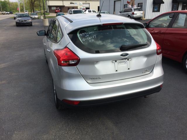 2015 Ford Focus SE 4dr Hatchback - Cape Girardeau MO