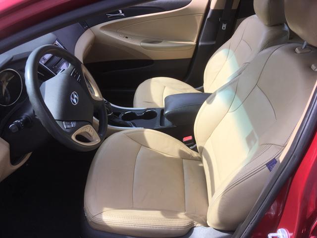 2012 Hyundai Sonata GLS 4dr Sedan - Cape Girardeau MO