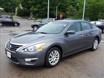 2014 Nissan Altima for sale in Dorchester, MA