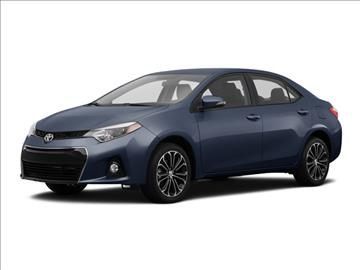 2016 Toyota Corolla for sale in Dorchester MA
