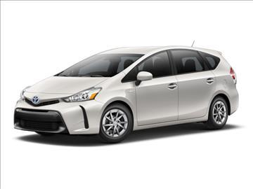 2017 Toyota Prius v for sale in Dorchester MA