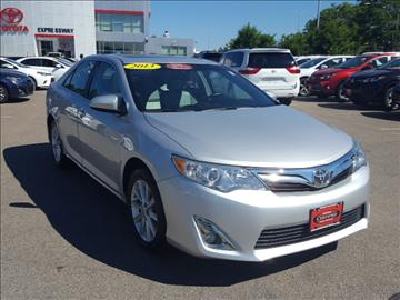 2013 Toyota Camry for sale in Dorchester MA