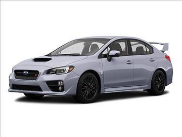 2015 Subaru WRX for sale in Dorchester MA
