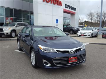 2014 Toyota Avalon for sale in Dorchester MA