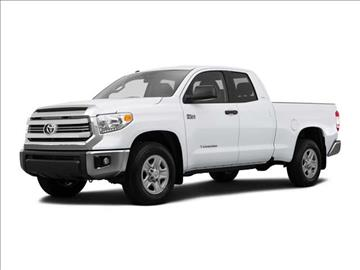 2016 Toyota Tundra for sale in Dorchester, MA
