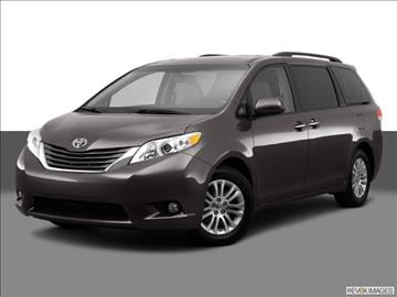 2014 Toyota Sienna for sale in Dorchester MA
