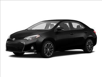 2016 Toyota Corolla for sale in Dorchester MA