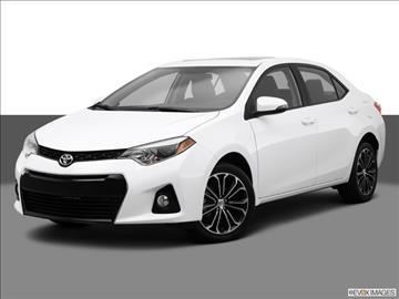 2014 Toyota Corolla for sale in Dorchester, MA