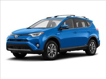 2016 Toyota RAV4 Hybrid for sale in Dorchester, MA