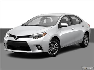 2014 Toyota Corolla for sale in Dorchester MA