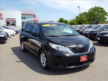 2013 Toyota Sienna for sale in Dorchester, MA