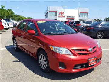 2013 Toyota Corolla for sale in Dorchester, MA