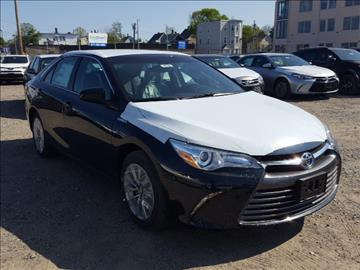 2016 Toyota Camry Hybrid for sale in Dorchester, MA