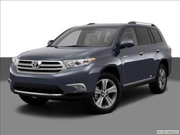 2013 Toyota Highlander for sale in Dorchester MA