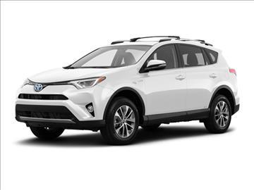 2016 Toyota RAV4 Hybrid for sale in Dorchester MA