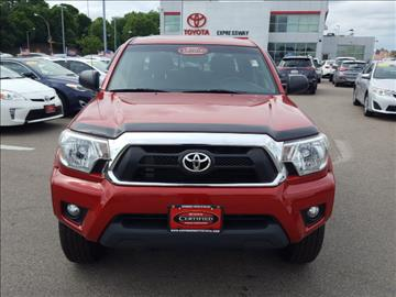 2013 Toyota Tacoma for sale in Dorchester, MA