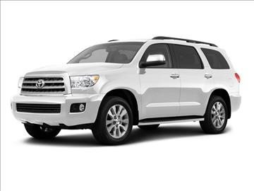 2016 Toyota Sequoia for sale in Dorchester, MA
