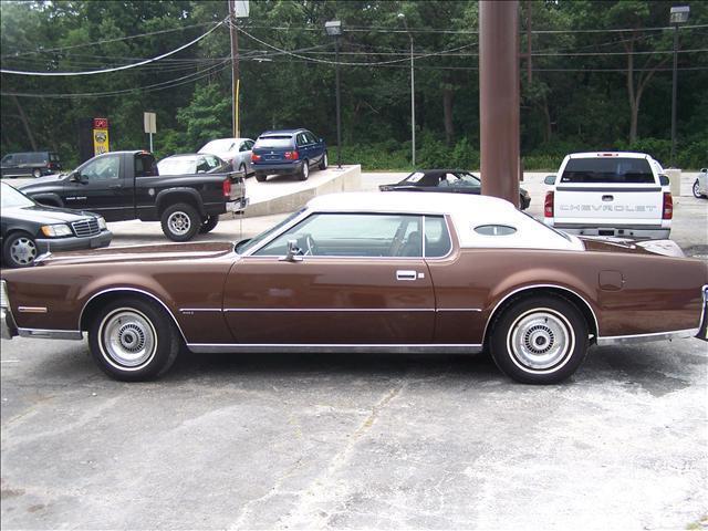 1974 Lincoln MARK 6