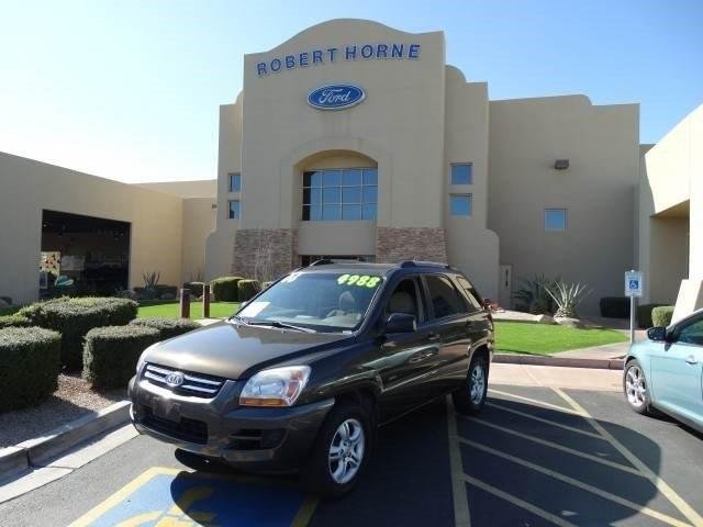 Used 2006 Kia Sportage LX Sport Utility 4D In Apache Junction AZ At Robert Horne Ford
