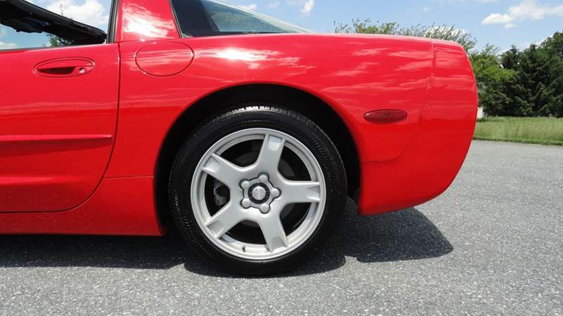 1999 Chevrolet Corvette 2dr Hatchback - Mount Joy PA