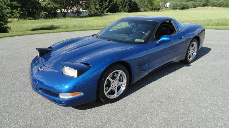2002 Chevrolet Corvette 2dr Coupe - Mount Joy PA
