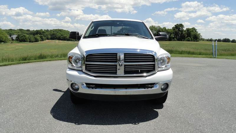 2008 Dodge Ram Pickup 2500 SLT 4dr Quad Cab 4WD SB - Mount Joy PA