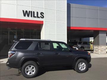 Wills Toyota Twin Falls U003eu003e Toyota 4Runner For Sale   Carsforsale.com