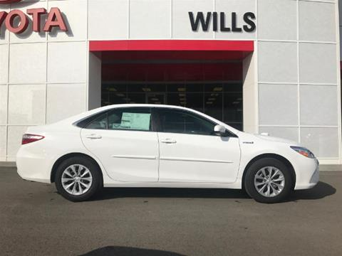 2017 Toyota Camry Hybrid for sale in Twin Falls, ID